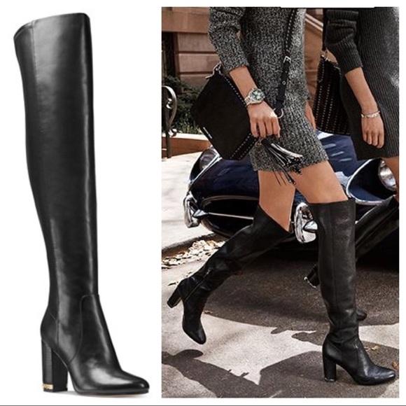 4df8fe7cbb85 Michael Kors Shoes | Over The Knee Sabrina Boots | Poshmark
