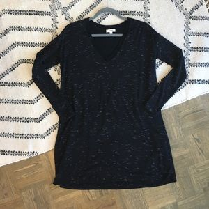Wilfred Black and White Sweater Dress/Tunic