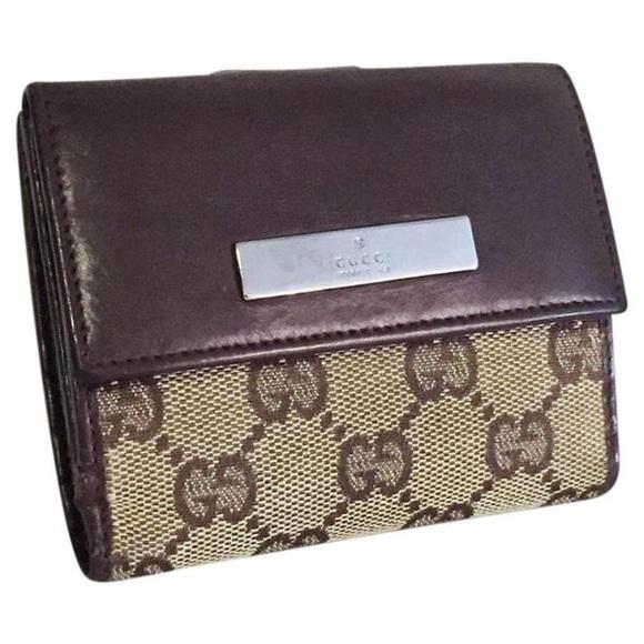 e1552f182468 Gucci Bags | Snap Button Small Wallet | Poshmark