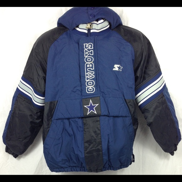 Vintage NFL Starter Dallas Cowboys Pro Line Jacket.  M 59b9cbd3ea3f36cd88000154 5310d4052