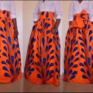 Dresses & Skirts - Multi Color Maxi