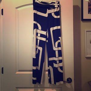Geo Dress Pants