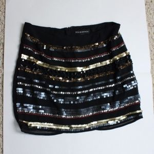 Sparkly Rock and Republic Sequin Skirt