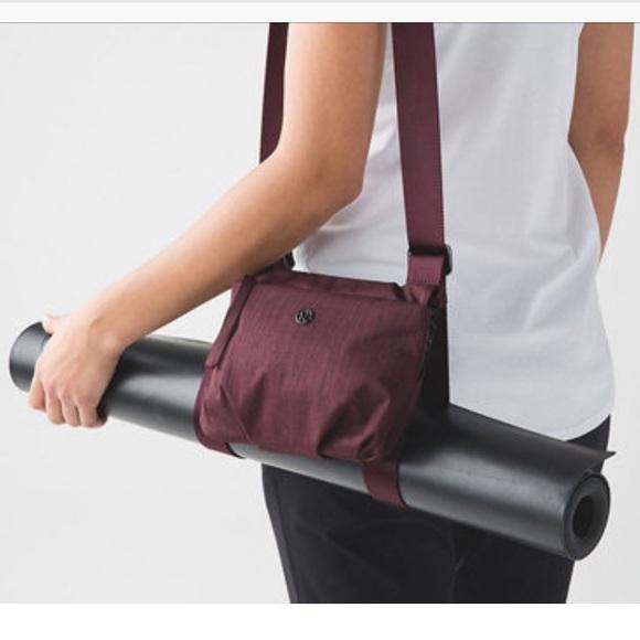 e434538caba lululemon athletica Handbags - Lululemon Essential Mat Carrier Bag Purse