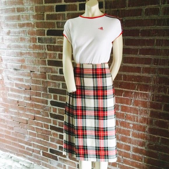 df8f0d798 Vintage Skirts | Clan Royal Of Scotland Plaid Skirt | Poshmark