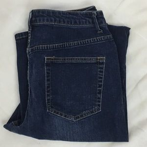 Coldwater Creek Bootcut Stretch Jeans Size 8