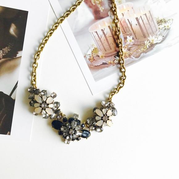 J. Crew Jewelry - 🍁HELLO FALL🍁J. Crew statement necklace