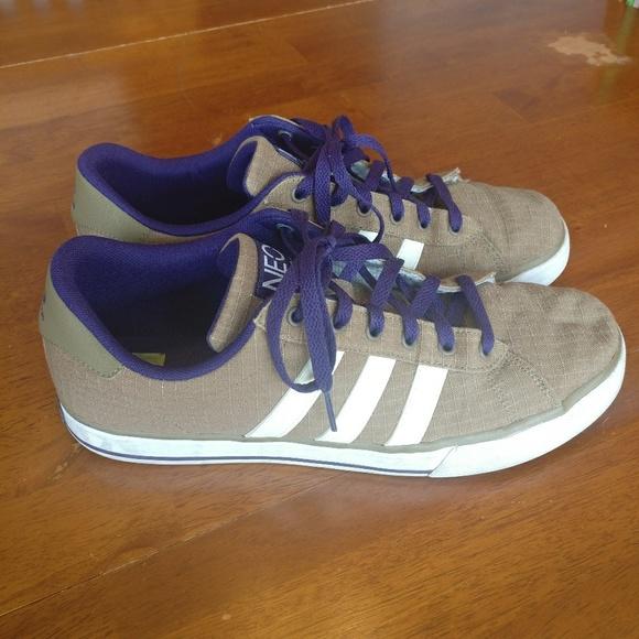 Maravilloso Series de tiempo bruscamente  adidas Shoes | Adidas Neo Ortholite Comfort Foam Sneakers | Poshmark