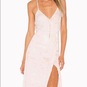 Young fabulous & broke  maxi dress worn once