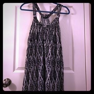 Faded Glory maxi dress. Size XL