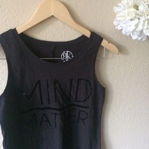 Recycled Karma Mind Over Matter Tank