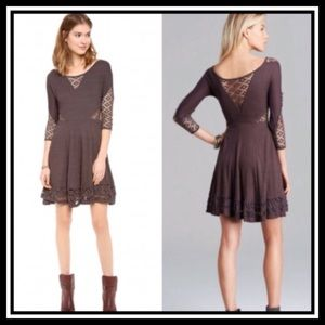 FREE PEOPLE TO THE POINT DRESS