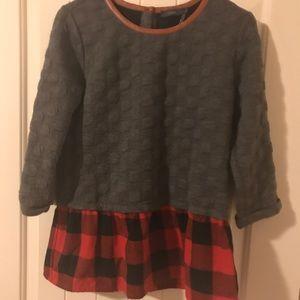 Sweaters - Buffalo plaid sweater
