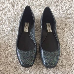 Authentic Jimmy Choo Flats
