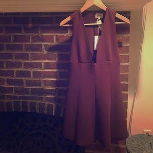 Aritzia Wilfred Fabric Made in Japan Dress