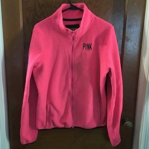 Victoria's Secret PINK Rare Fleece Jacket