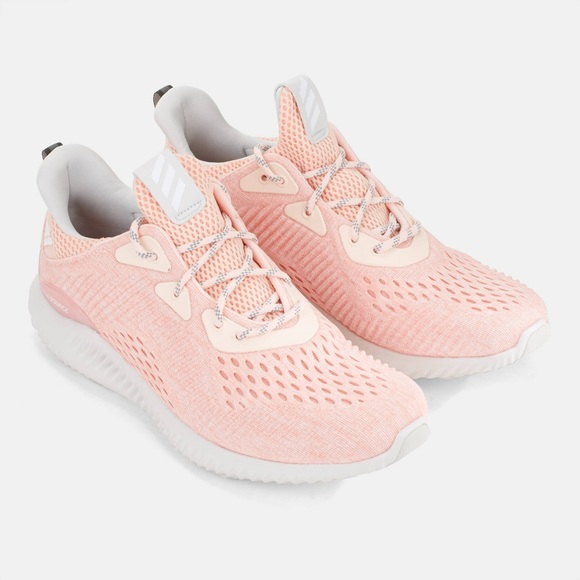 finest selection 49dcc b7d99 Adidas Peach Alpha bounce women s sneakers