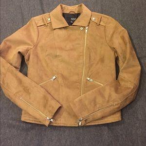 NWT! Beautiful ANA Suede Jacket