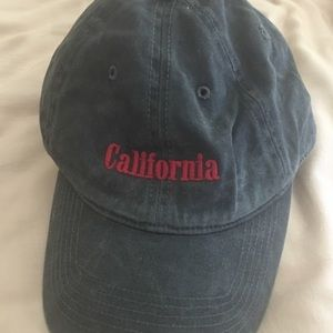 Brandy Melville Gray California Katherine cap