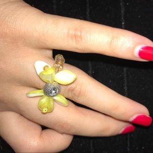 Jewelry - Stretchy handmade ring