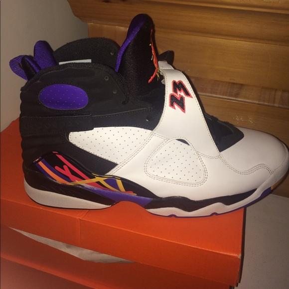 buy online 7b0e8 4406b Jordan retro 8's