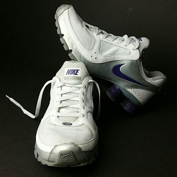 6e3b82c67ac Nike Shox Turbo Wide Sneakers Nike Shox Turbo 12