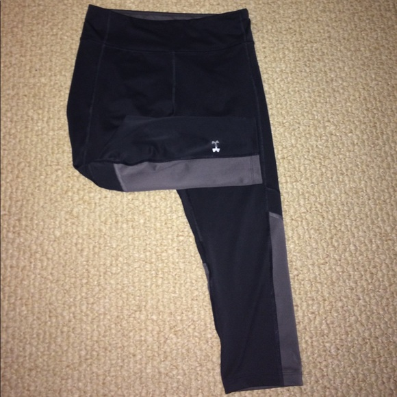 Under Armour Other - Under Armour high waisted leggings.