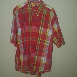 Other - 2 men's plaid shirts!