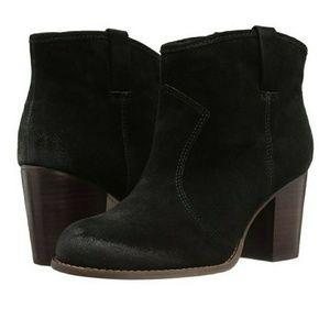f1904045482b2a ... New Splendid Lakota Suede Ankle Slip-On Boots ...