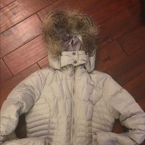 Eddie Bauer Ladies Medium Down Coat