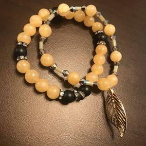 Natural Stone Women's Bracelet