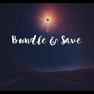 Other - Bundle & Save 🖤