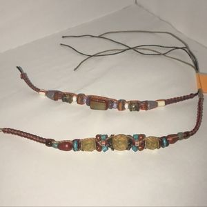 Jewelry - Hand beaded bracelets - BOTSWANA COLLECTION