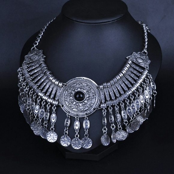 Pearl Avenue Jewelry - Alloy Plating Necklace