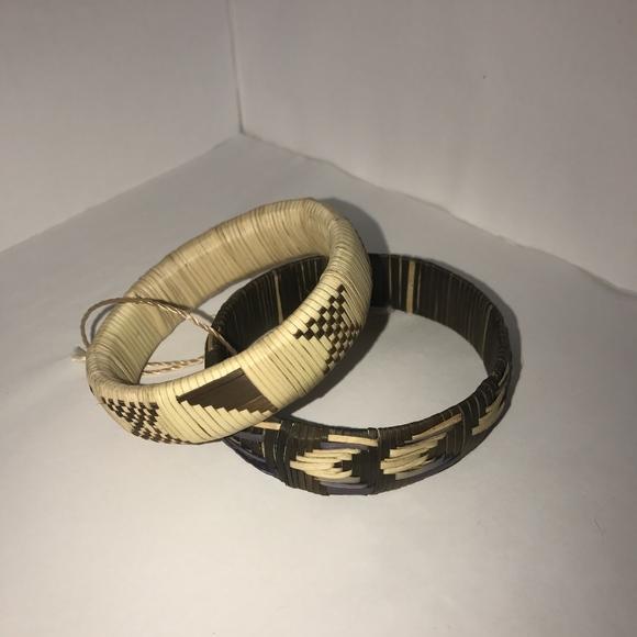 Jewelry - Woven Bracelets (set1of3) - BOTSWANA COLLECTION