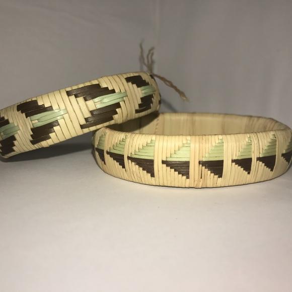 Jewelry - Woven Bracelets (set 2of3) - BOTSWANA COLLECTION