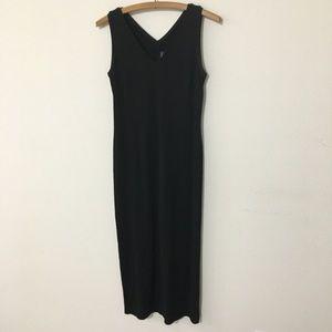 Ann Taylor Petites Black Maxi Dress