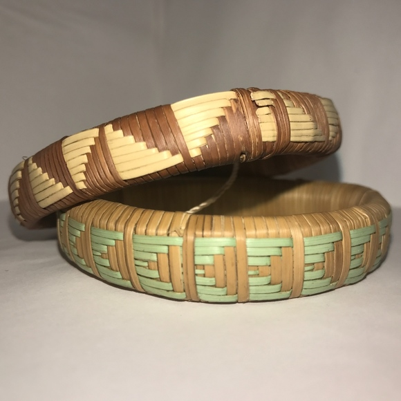 Jewelry - Woven Bracelets (set 3of3) - BOTSWANA COLLECTION