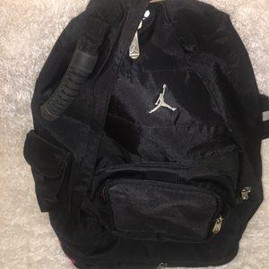Jordan Bags - Nike Jordan Single Strap Backpack 54c8927146d1a