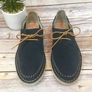 Clarks Shoes - CLARKS MENS SUEDE SHOES SIZE 9.5