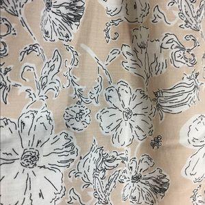 GIANNALUXURY Dresses - Floral Light-Pink Long-Sleeve Cold-Shoulder Romper