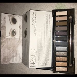 Urban Decaynaked smoker eye pallet.  N W/O BOX
