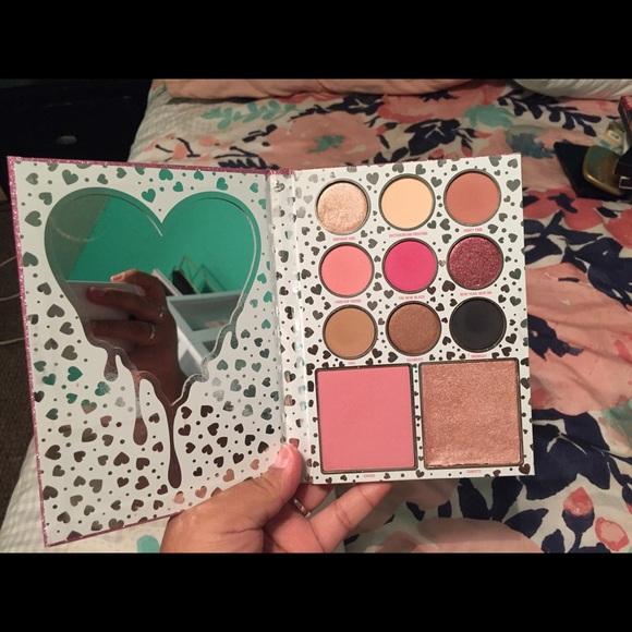 Kylie Cosmetics Makeup - KYLIE COSMETICS I WANT IT ALL PALETTE