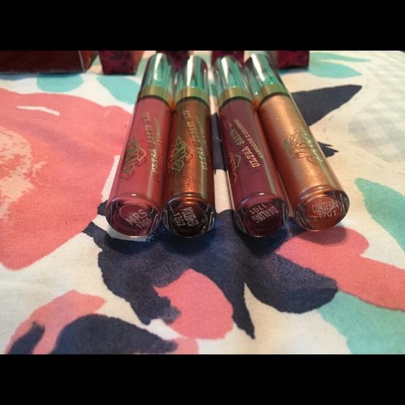 Colourpop Makeup - Colourpop Lippies