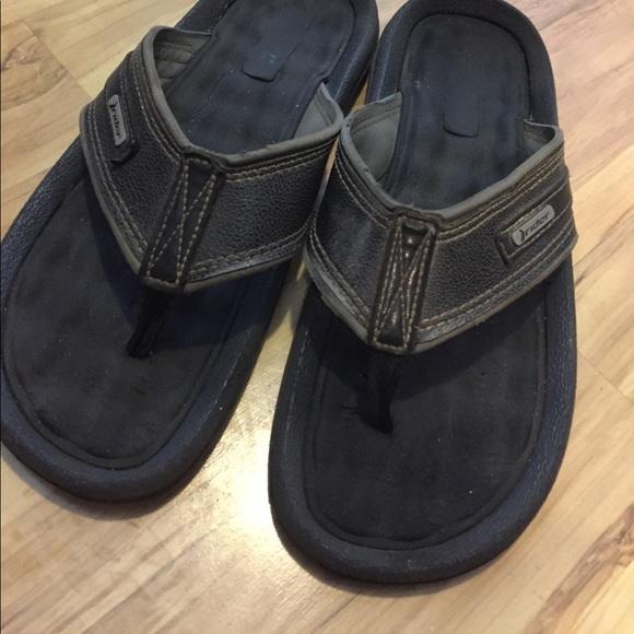Rider Shoes - Rider Men's Flip Flops Size 11