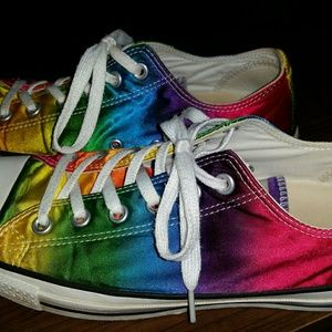 Converse Shoes - Rainbow Converse