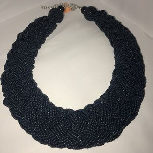 Jewelry - Chunky Braided Statement Necklace