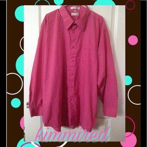 Ladies ShirtDress/Mens Big & Tall Dress Shirt~ 4XL