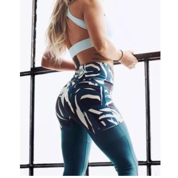 434e9563d79ea Gymshark Pants | Nikki Blackketter Legging | Poshmark