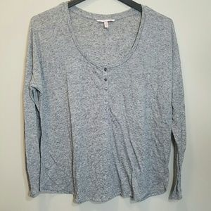 Victoria's Secret Button sleep Shirt